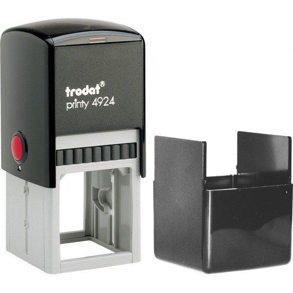 Оснастка для штампа или печати 40х40мм арт. 4924(4940) TRODAT с колпачком