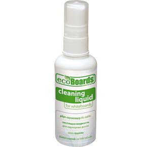 Спрей для очистки сухостираемых досок и флипчартов 50мл EcoBoards