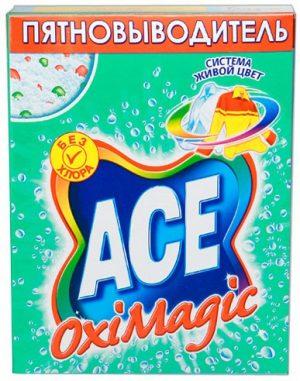 Порошок ACE Колор, для цветных тканей, усилитель, 500г