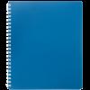 Тетрадь на пружине CLASSIC В5, 80 листов,  с пластиковой обложкой