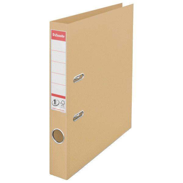 Папка-регистратор А4, 50мм ESSELTE №1 Power Naturelle