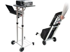 Стол для проектора MASTER mobile, 35×42/36×24см,