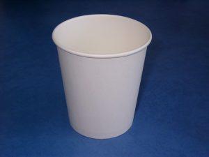 Стакан бумажный термо, 50шт, белый