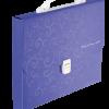 Портфель пластиковый А4, 1 отделение Barocco 13215