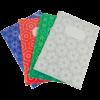 Книга канцелярская А4, 48 листов JOBMAX, ГАЗЕТКА, картонная обложка, линия