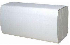 Полотенца-вкладыши Обухов-Аэро 250х330мм, 2-х слойные, 100шт, белые