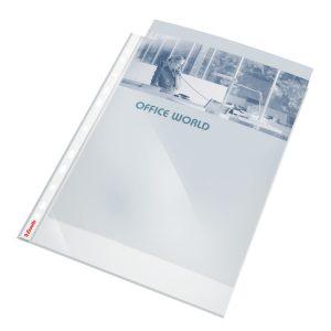 Файл для документов А4, 55мкм, глянцевые , 10шт.