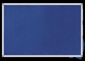 Доска текстильная ВМ.0019, в алюминиевой рамке, 60х90см