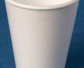 Стакан вспененный термо, белый