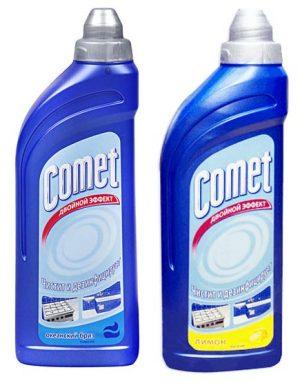 Гель для чистки COMET, 450мл