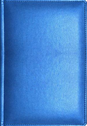 Обложка АЛЬБЕРТ ярко-голубой